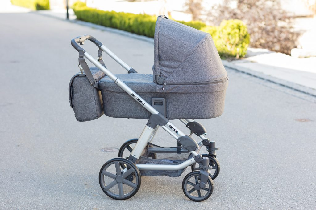 Kinderwagen ABC Design Condor 4