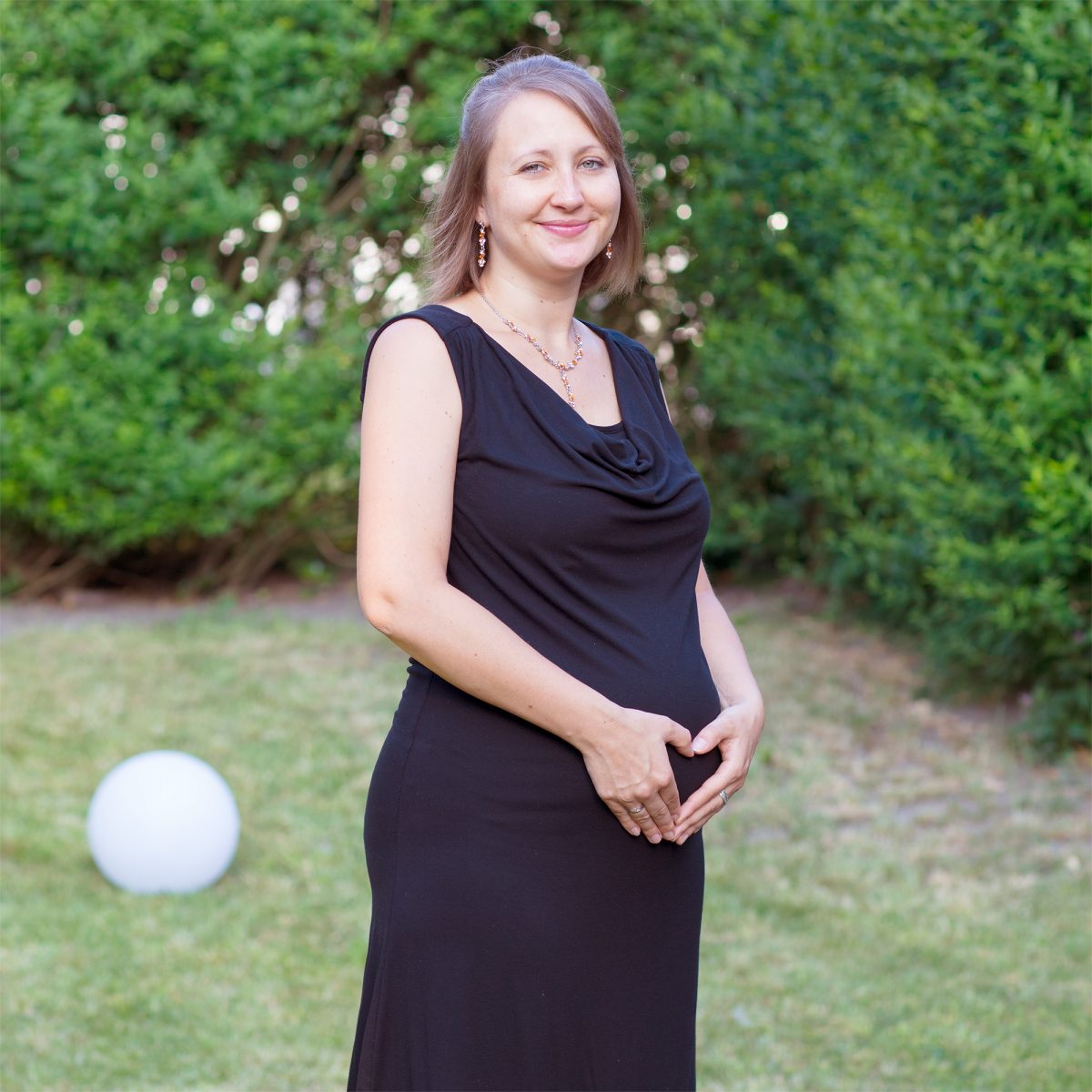 Woche 25:  Schwangerschaftstests :)