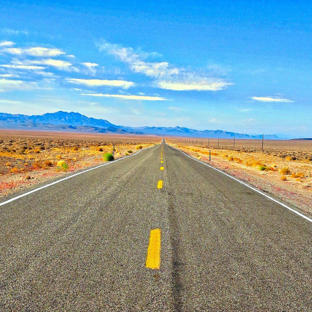 Routenplanung USA